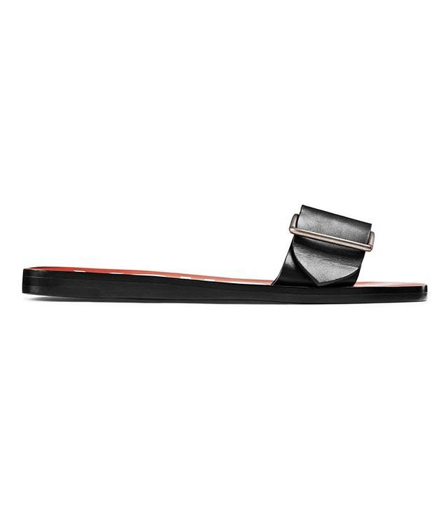 Acne Studios Ode Black Slides