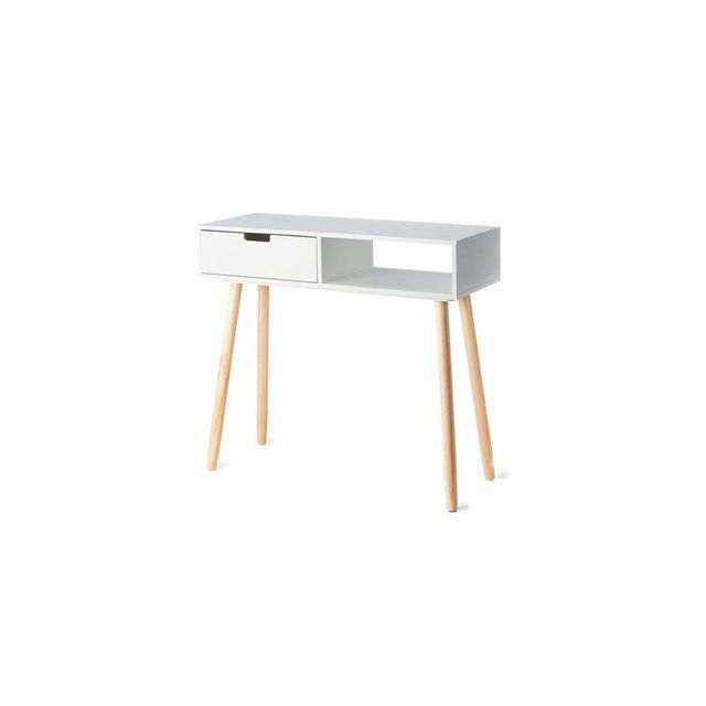 Kmart 2-Tone Hallway Table - White