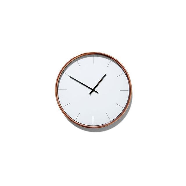 Kmart Copper Coloured Clock