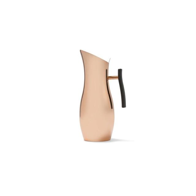 Kmart Stainless Steel Shaped Jug - Copper