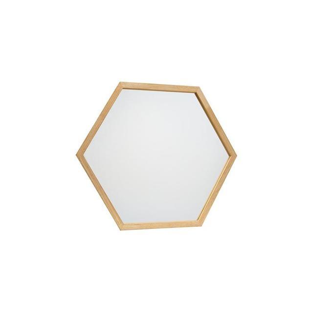 Kmart Hexagonal Mirror