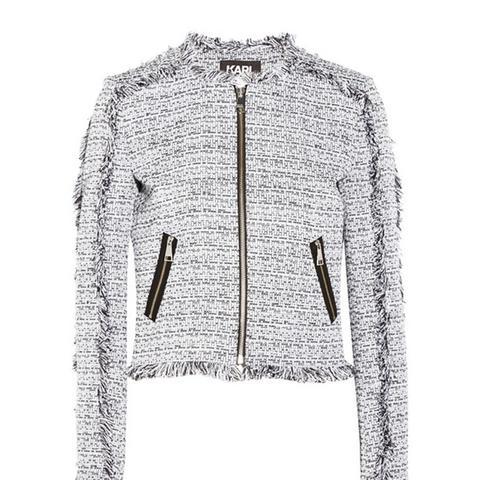 Karl Little Tweed Jacket