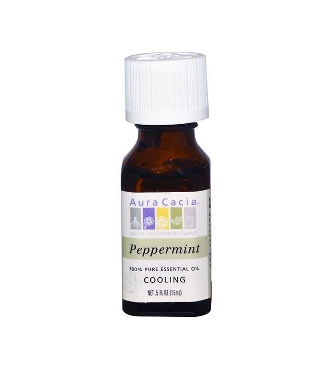 Aura Cacia Peppermint Pure Essential Oil