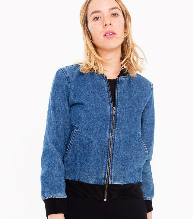 American Apparel Angeleno Denim Jacket