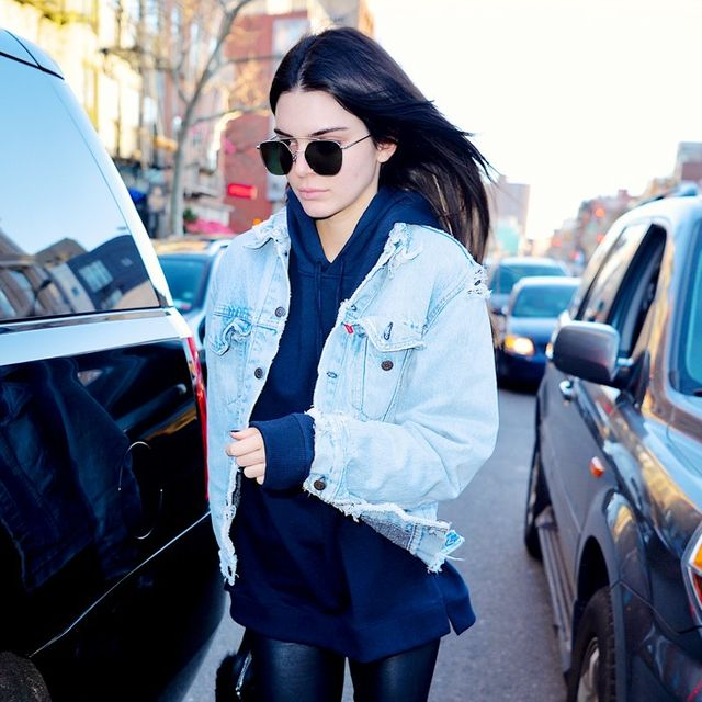 New Yorkers Waited Hours in Line for Kendall Jenner's Jacket