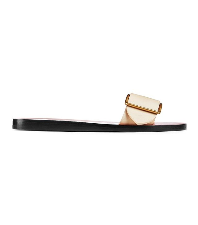 Acne Studios Odet Leather Sandals