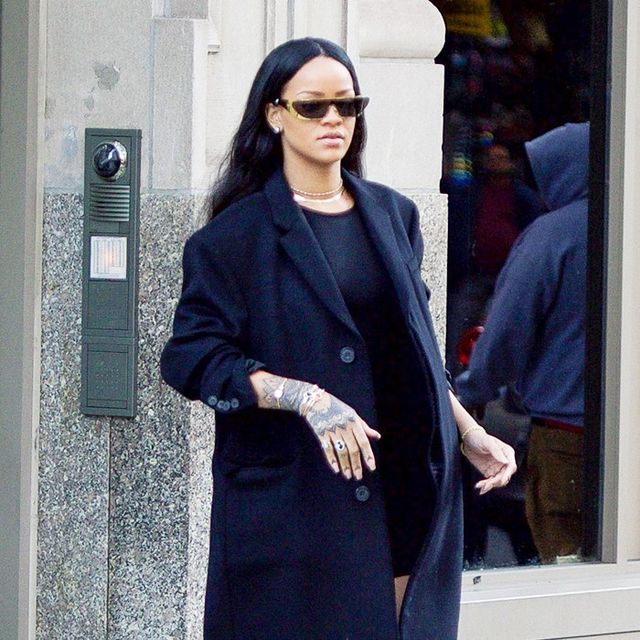 Rihanna Just Wore the Dreamiest Heels to Her Concert In NYC