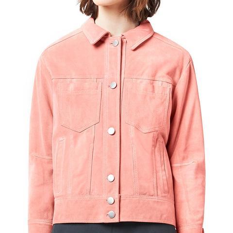 Lassen Suede Limited Edition Suede De Nimes Jacket