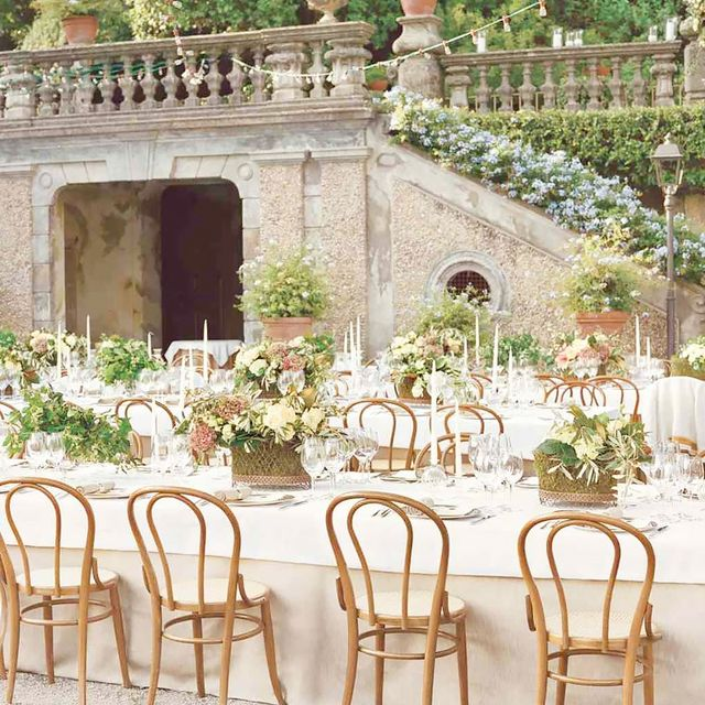 5 Celebrity Wedding Tablescapes That Will Inspire You