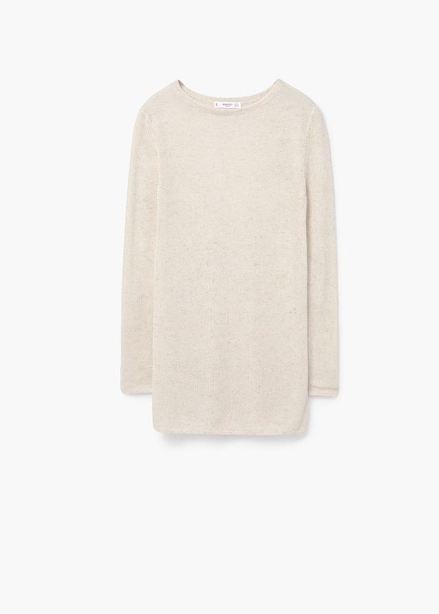 Mango Fine Knit Sweater