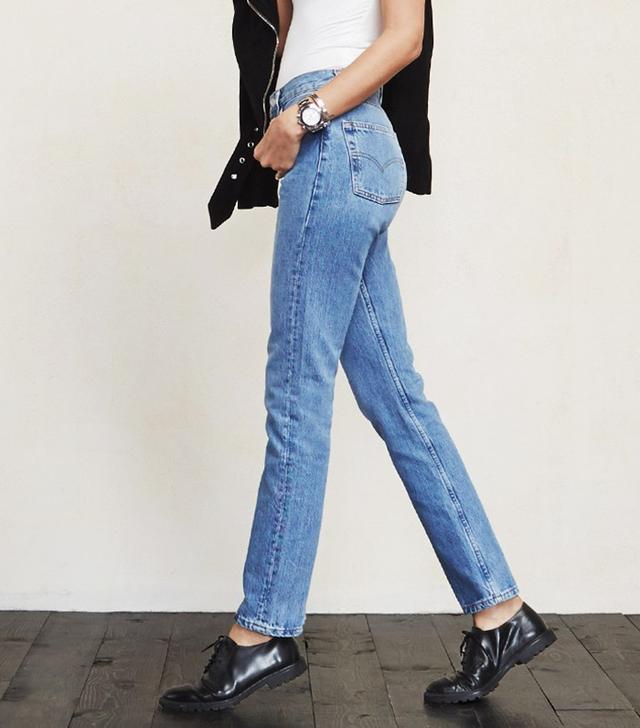 Reformation Slim Jean
