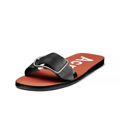Odet Black Sandals