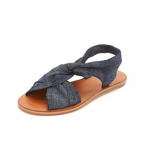 Pell Flat Sandals