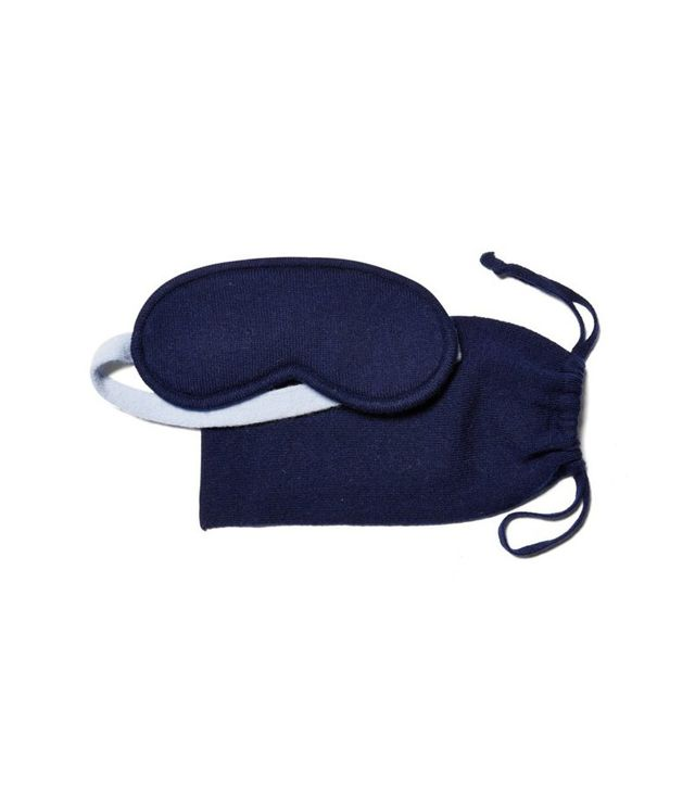 One Kings Lane Eye Mask and Pouch