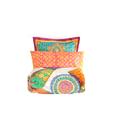 Cushions Print Bedding