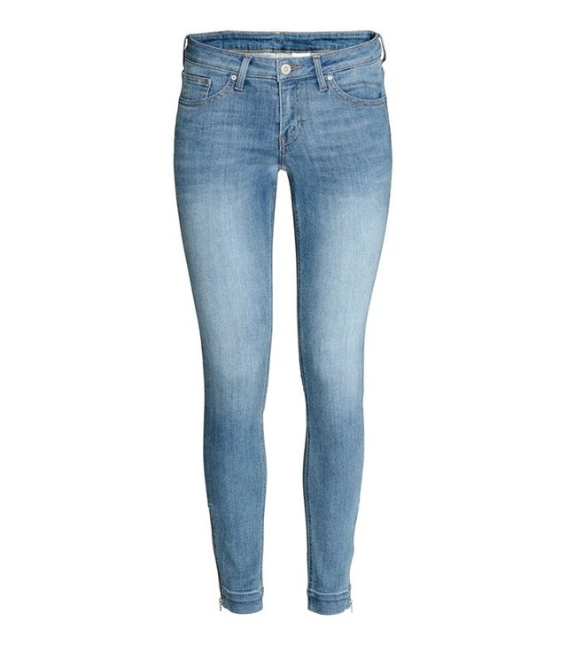 H&M Skinny Low Ankle jeans