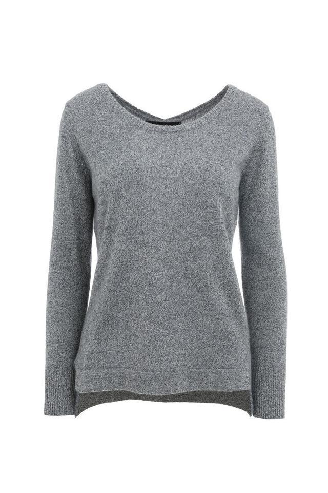 Quinn Lorea Multi Stitch Sweater