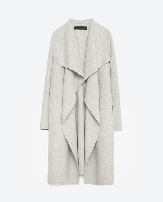 Zara Handmade Coat