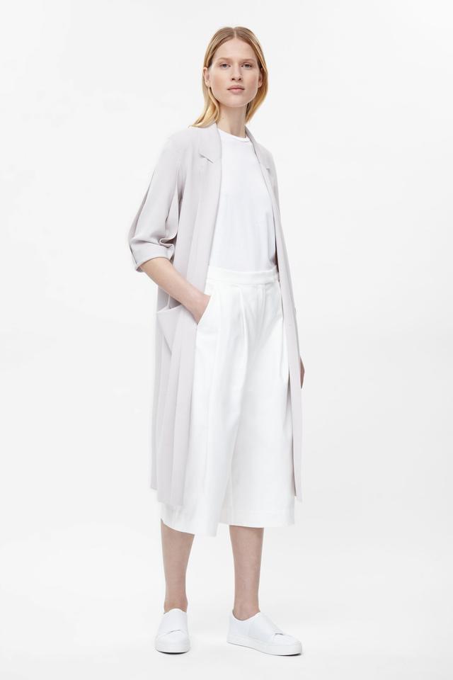 COS Folded Sleeve Coat