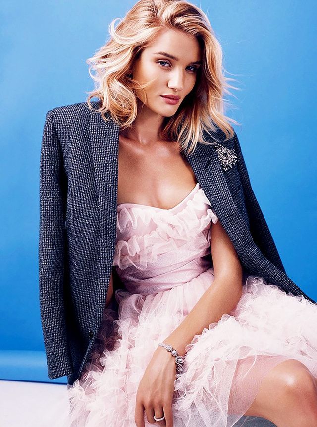 Rosie Huntington-Whiteley, Model, Actress, and Entrepreneur