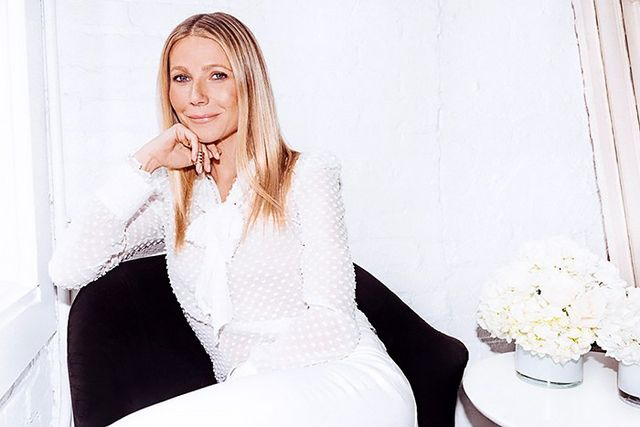 Gwyneth Paltrow, Actress and Goop Founder