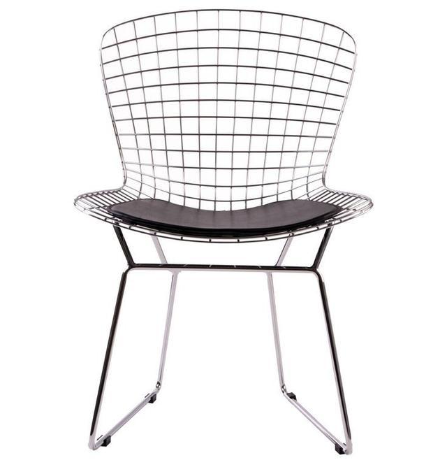 Matt Blatt Replica Harry Bertola Side Chair