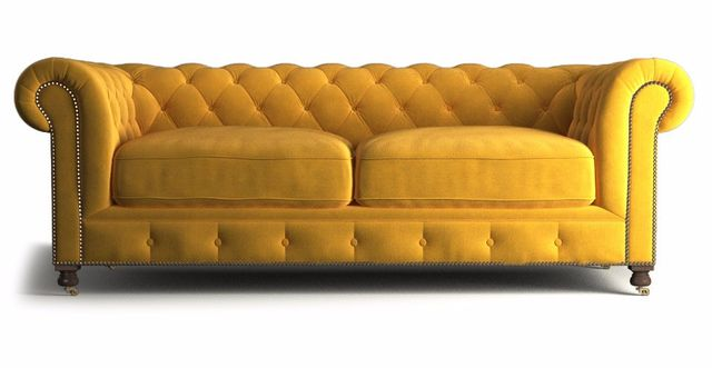 Brosa Notting Hill Chesterfield 3 Seater Sofa