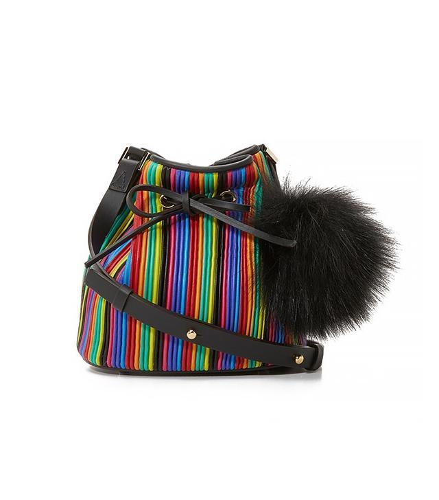 Les Petits Joueurs Mini Daliah Bucket Bag