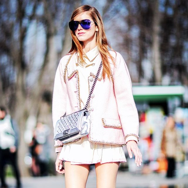 9 Cross-Body Bag–and-Flats Pairings We Love