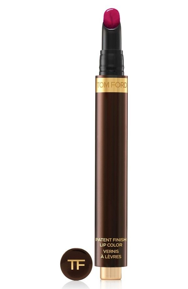 Tom Ford Patent Finish Lip Color in Infamy