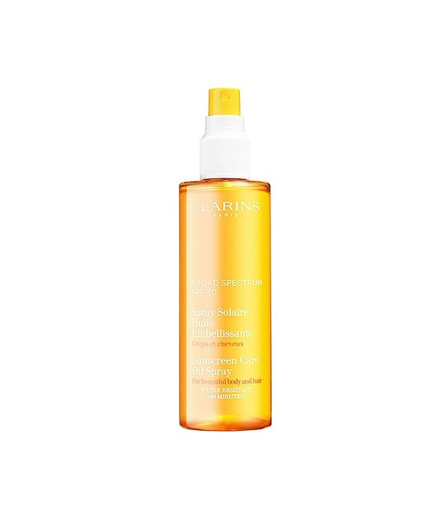 Clarins Sunscreen Care Oil Spray Broad Spectrum SPF 30