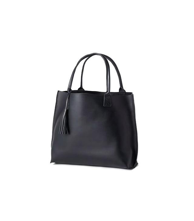 Bubo Handmade Leather Tote Bag