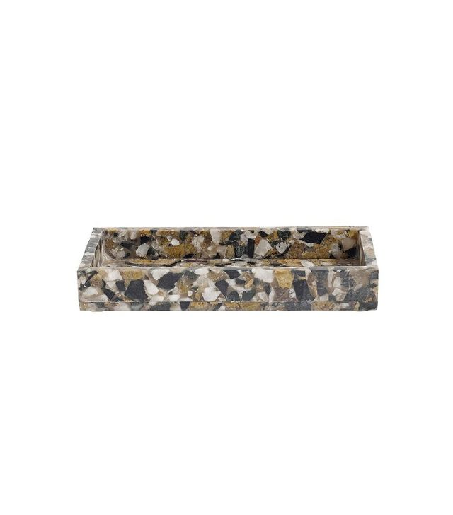 Nordal Marble Chips Tray