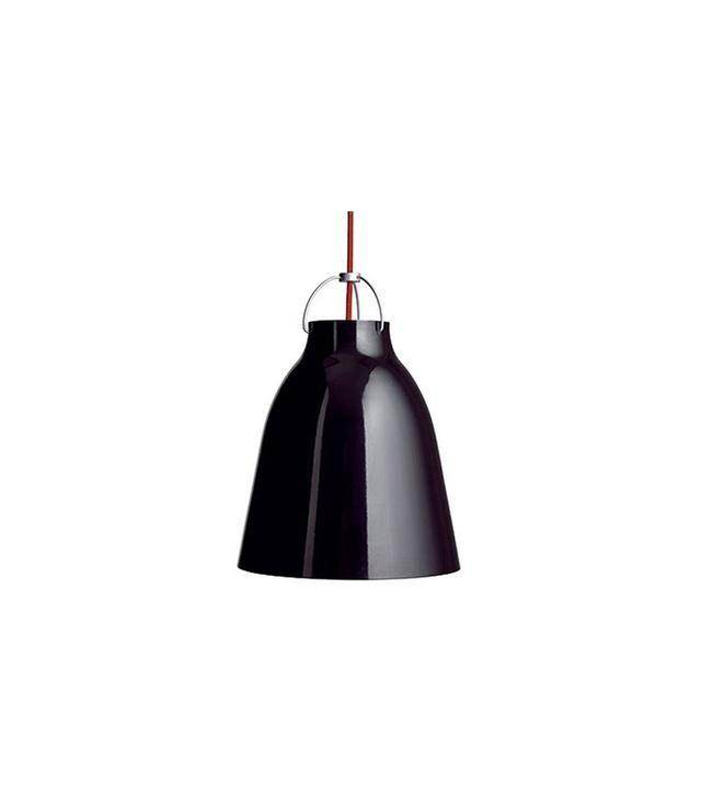 Lightyears Caravaggio Black Pendant Light