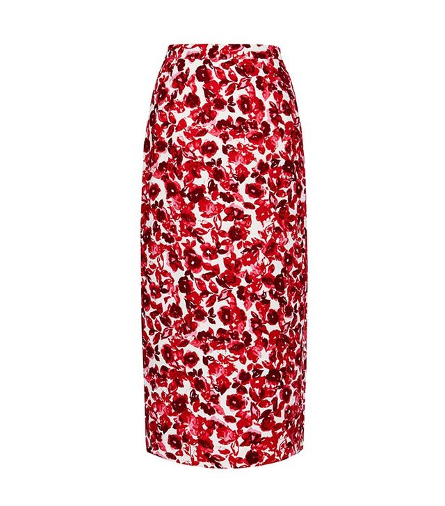 Who What Wear x Target Pencil Skirt