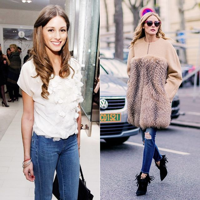 13 of the Most Striking Celebrity Style Transformations: Denim Edition