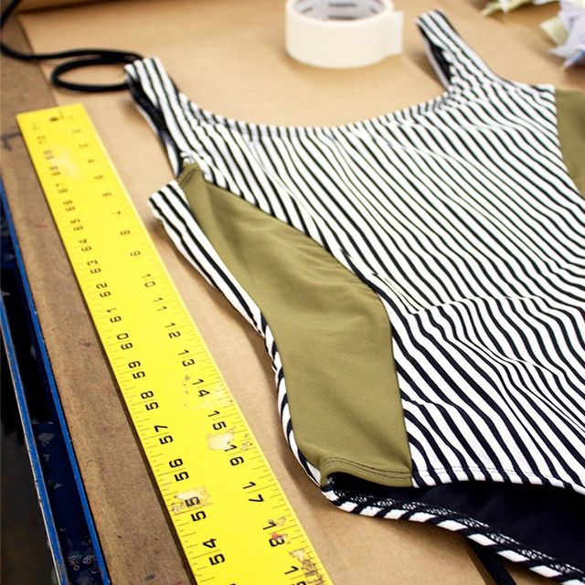 What Exactly Goes Into Designing and Producing a Swimsuit?