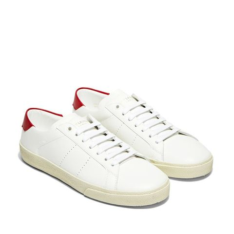 S/L06 20 Low Leather Sneakers