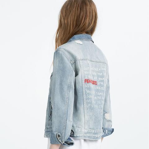 """""""I Am Denim"""" Collection Jacket"""