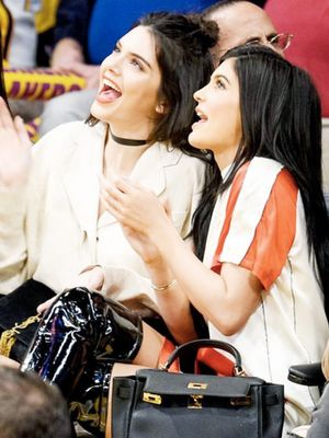 All the Times Kendall and Kylie Jenner Dressed Alike