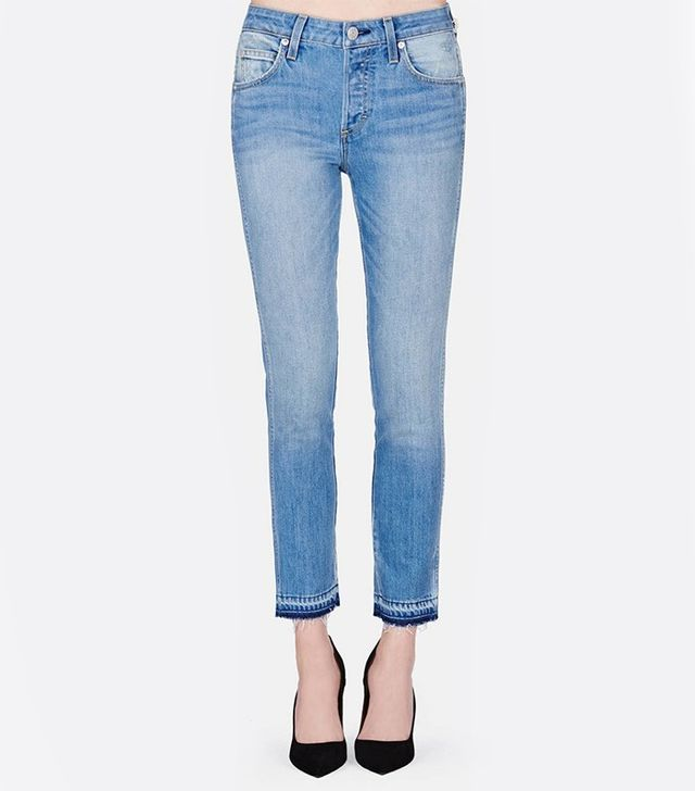 AMO Babe Jeans in 70s Blue