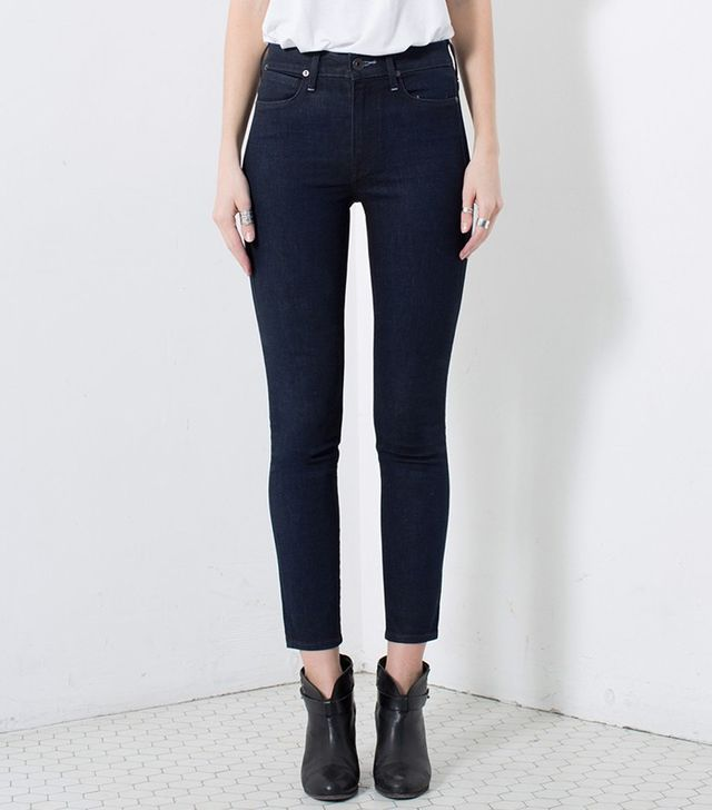 Talley Cohen High Rise Ankle Skinny