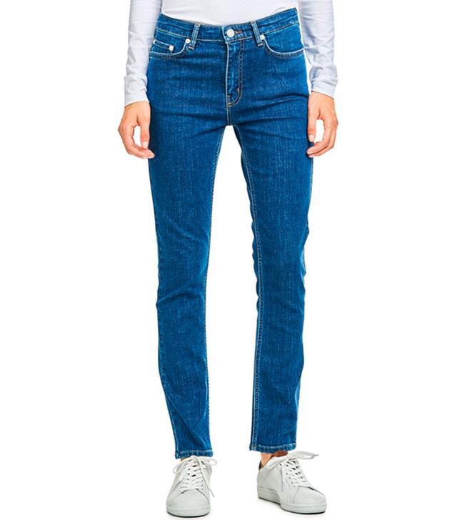 Wood Lou Blue Vintage Jeans