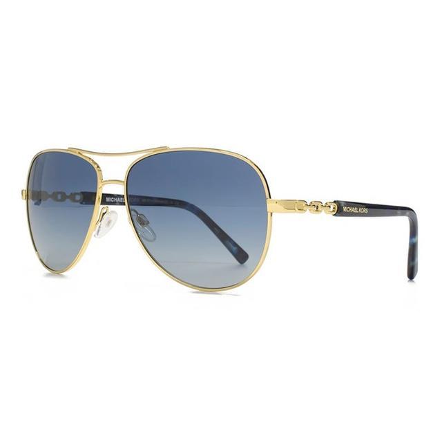 Michael Kors Sabina III 59mm Aviator Sunglasses