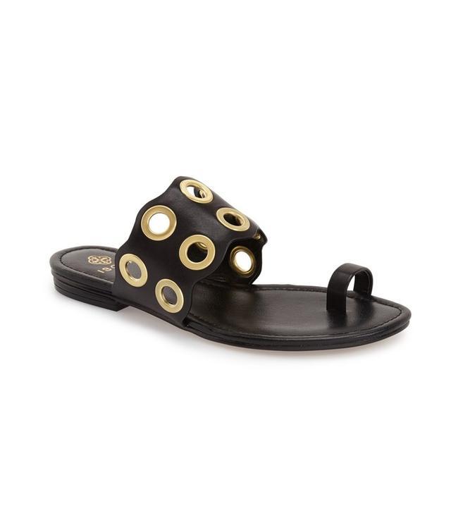 Isolá Mil Grommet Flat Sandals