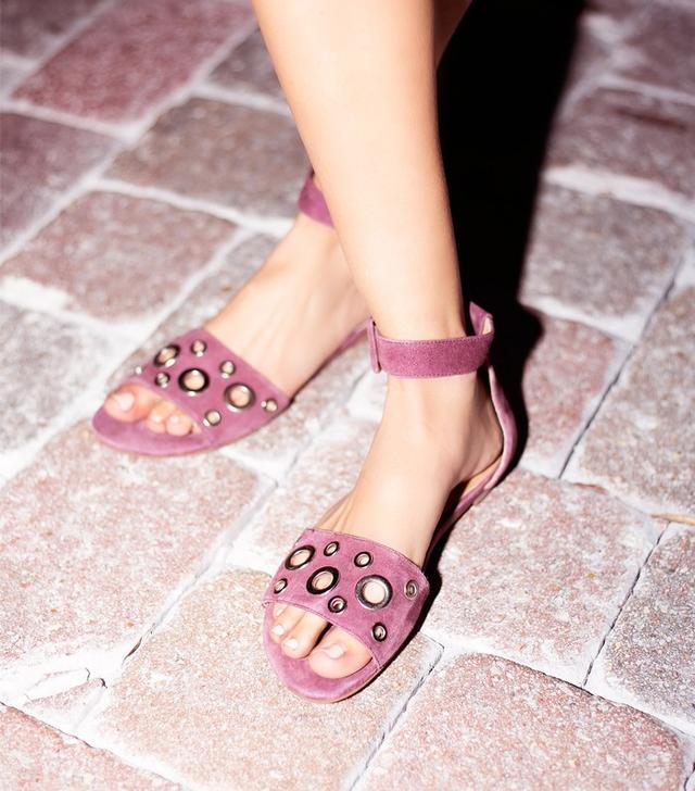 Free People Moore Grommet Sandals