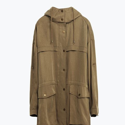 Flowing Parka
