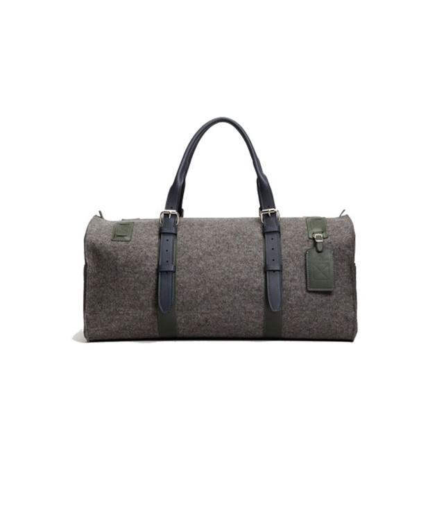 Gräf & Lantz Slate Benton Duffel Bag