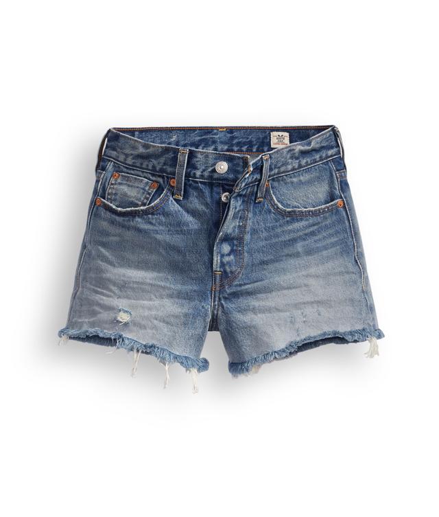 Levi's Wedgie Fit Shorts in Sierra Skyline