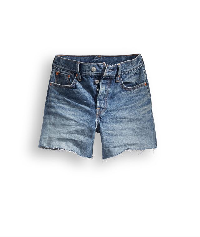 Levi's Wedgie Fit Shorts in Golden West